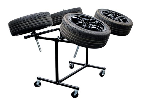 WHEEL PAINTING STAND