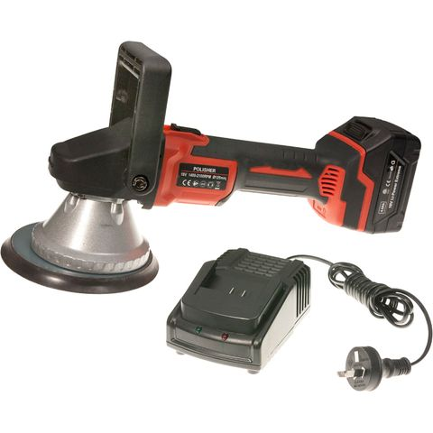 CORDLESS 150MM DUAL ACTION POLISHER