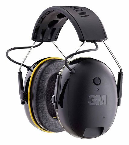 3M WORKTUNES CONNECT BLUETOOTH EARMUFF