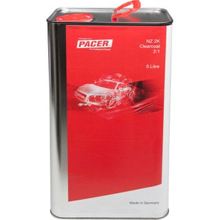 PACER MS CLEARCOAT 5 LTR