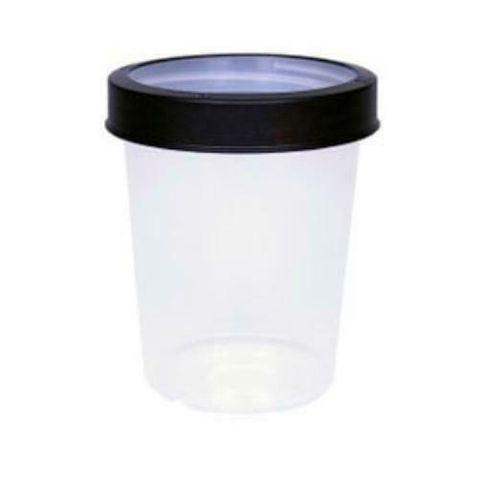 3M 16122 PPS MIDI CUP AND COLLAR 400ML (BOX 2)
