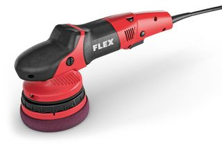 FLEX XCE10-8 RANDOM ORBITAL POLISHER POSITIVE DRIVE