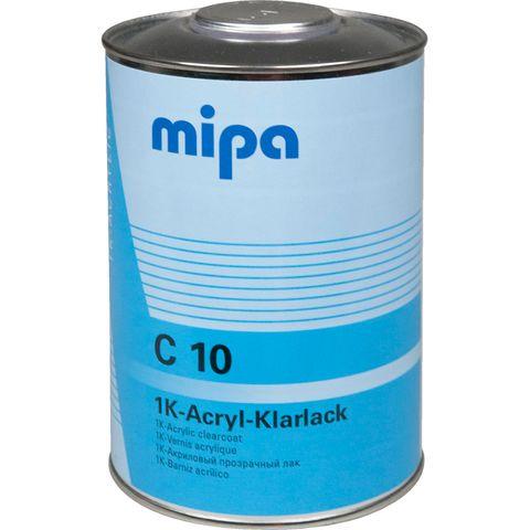 MIPA C10 1K ACRYLIC CLEARCOAT