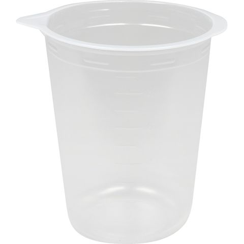 FLEXIBLE MIXING CUP 1000ML