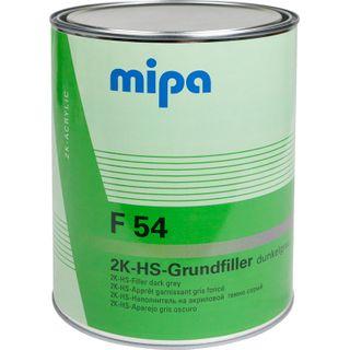 MIPA F54 HS GRUNDFILLER DARK GREY 4L