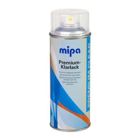 MIPA PREMIUM CLEARCOAT AEROSOL HI GLOSS 400ML