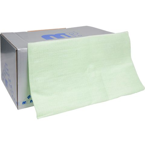 MP WBC ANTIDUST GREEN DUST CLOTH 50/BOX