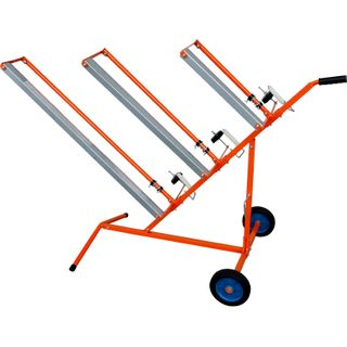 MASKING TROLLEY 3 TIER WITH WHEELS