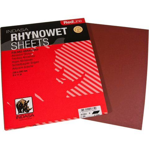 WET RUB SHEETS