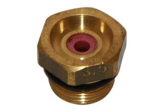 3.5mm brass nozzle to suit AHG107