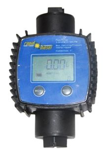 5 digit electronic flow meter (0000.0L)