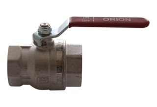 32mm 1 1/4 lever Ball valve fire fighti