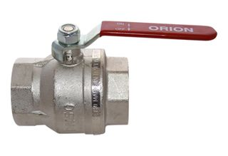 50mm 2 lever Ball valve fire fighting