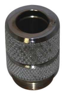 Grease nipple with o-rings for fire figh