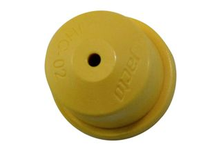 Yellow cone spray nozzle 02