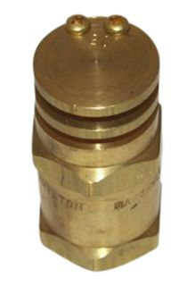 # 20 boomless nozzle 3/4 inch brass
