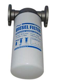 Diesel cartridge filter kit complete