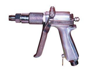 Heavy duty spray gun