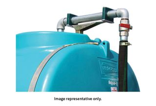 80mm hydrant tank filler for trailers