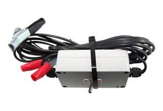 3.6 metre 12 volt elec leads (H/Duty)