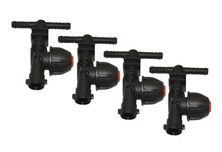 Pack 4 | Nozzle holder w/ check valve