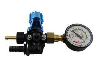 Bertolini NPR20 1 way regulator & gauge