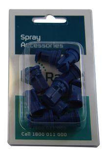 Pack 10 | Deflector nozzle 140º .015