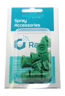 Pack 10 | Nozzle 110º SF.015 green