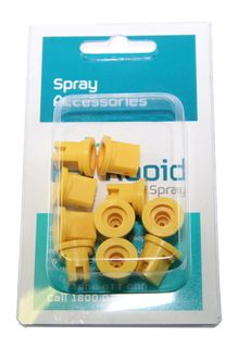 Pack 10 | Nozzle 110º SF.02 yellow