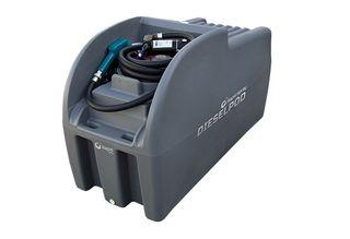 300L DieselPod Unit | 40L/min Pump