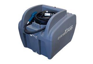 200L DieselPod Unit | 40L/min Pump
