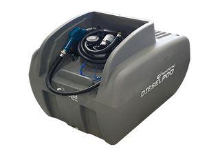 400L DieselPod Unit | 40L/min Pump
