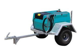 400L Dual Axle ATV Trailer - 15.2L/min