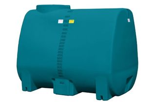 4800L Active water cartage tank