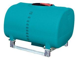 1000L Active low profile spray tank