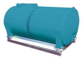 3000L Active pin mount spray tank
