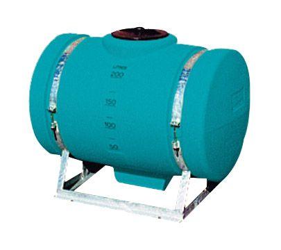 200L Active strap mount spray tank w/ sk