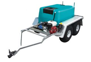 400L ATV Trailer Sprayer | 33L/min Pump