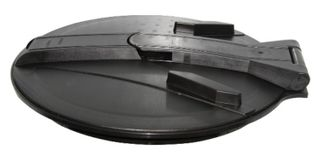 455mm hinge lid complete with rim & seal