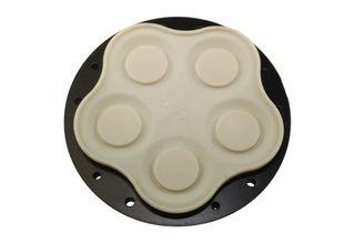 Lower housing assy santoprene diaphragm