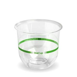 Biopak Tumbler Clear 360ml Slv 50