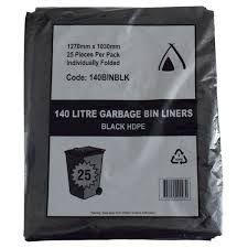 Rubbish Bins & Liners