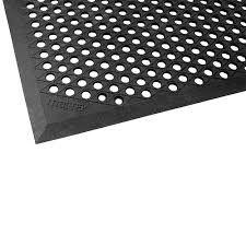 Mattek Cushion Ease Safety Mat 550x850mm CU23BLK
