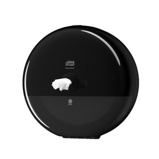 Tork SmartOne Mini Toilet Elevation Dispenser Black