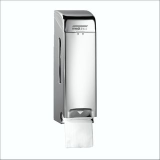 Toilet Roll Dispenser 3R SS Satin
