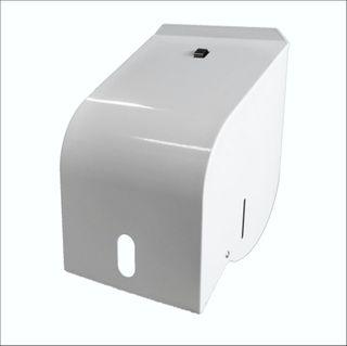 Roll Towel Dispenser White