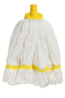 Mop Head Edco Microfibre 350g Yellow