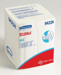 Wypall X60 Wipe 8 Pkts x 100