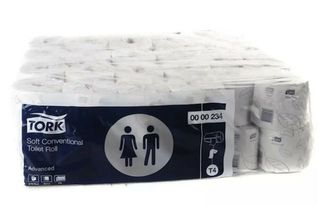 Tork Toilet Roll 2Ply 400 Sheet Ctn 48