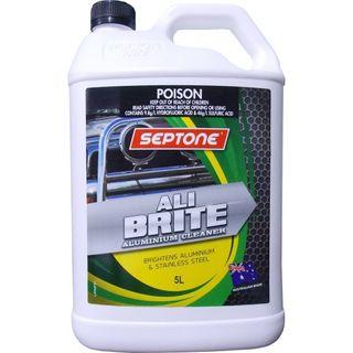Septone Ali Brite Aluminium Cleaner 5L